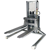 New Stainless Steel Stacker Truck