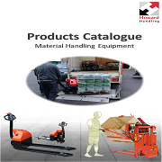 Catalogue, Lift Trucks, Electric Pallet Trucks & Stackers