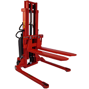 Pallet Stackers, Stackers Straddle, Electric Pallet Stackers