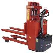 Pallet Stackers, Electric Stackers, Powered Stacker Trucks