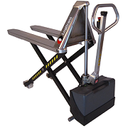 Highlifters, High Lift Pallet Trucks Stainless Steel
